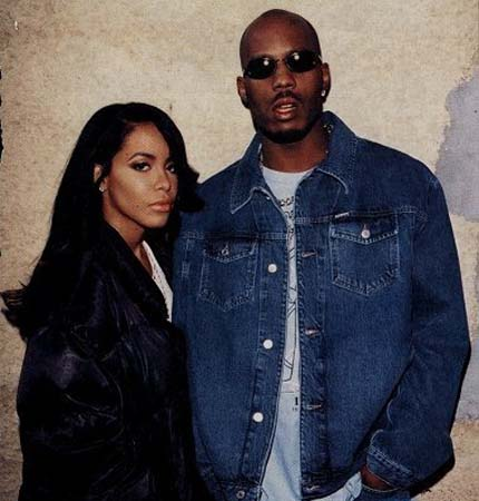 were aaliyah and dmx dating